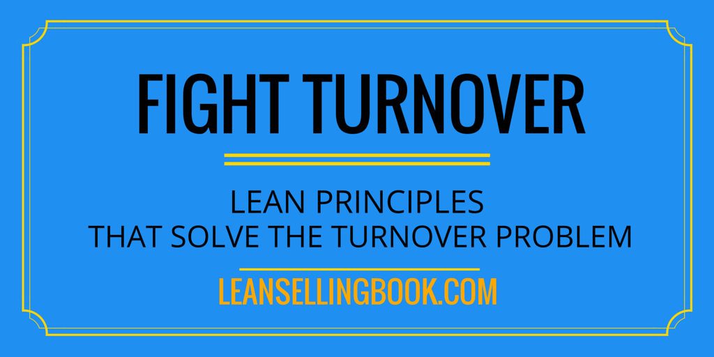 reduce your turnover