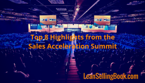 Top 8 Highlights from the Sales