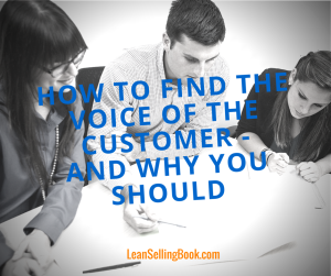 How to Find the Voice of the Customer