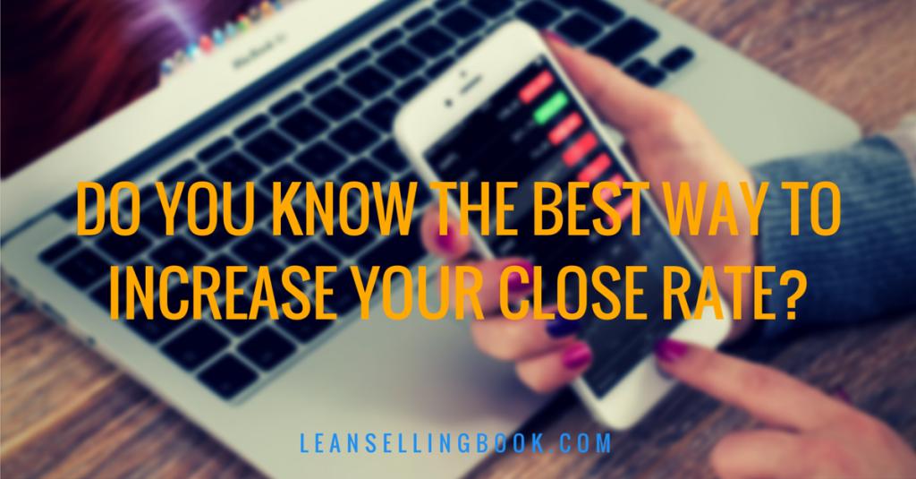 lean methodology in sales