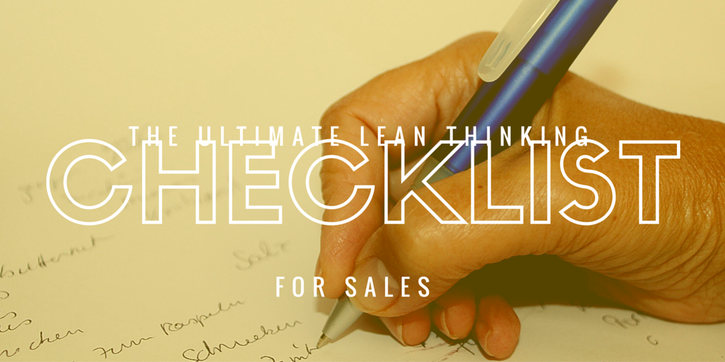cheat sheet for sales